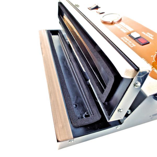 machine sous vide kvs330 inox. Black Bedroom Furniture Sets. Home Design Ideas